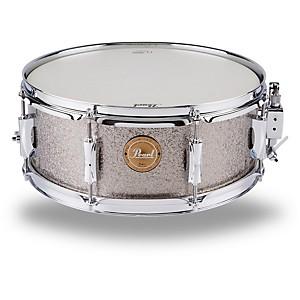 Pearl Vision Birch Snare Drum Gun Metal Sparkle With Chrome Hardware 14X5.5
