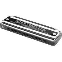 Suzuki Bluesmaster Harmonica Bb