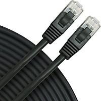 Rapco Horizon Oculus Cat5e Patch Cable Black 10 Ft.