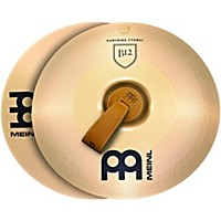 Meinl B12 Marching Medium Cymbal Pair 20 In.