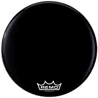 Remo Powermax Ebony Marching Bass Head 30 In.