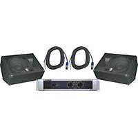 Yamaha Br15m / P3500s Speaker & Amp Package