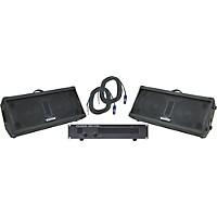 Kustom Pa Kpc210m / Phonic Max 1600 Spr & Amp Package
