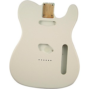 Mighty Mite Mm2705 Telecaster Replacement Body Arctic White