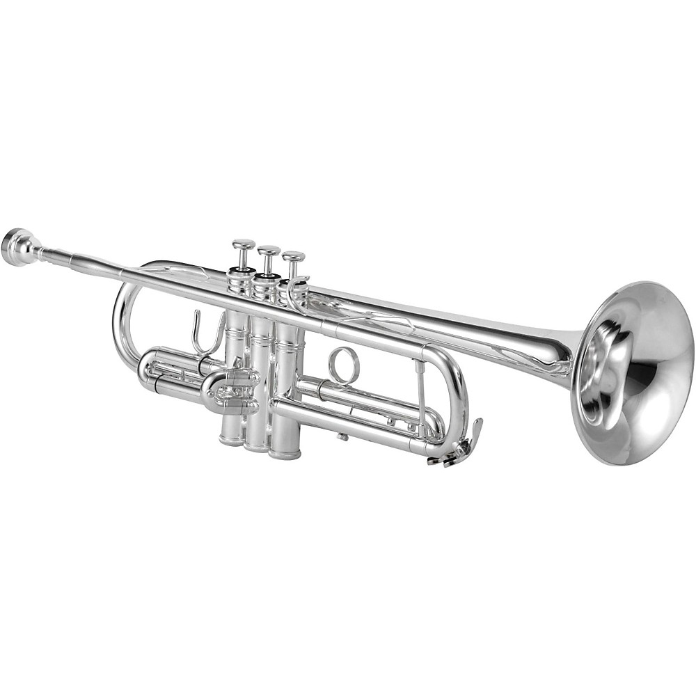 XO 1600I Professional Series Bb Trumpet 1600IS Silver 1274034481043