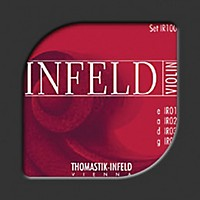 Thomastik Infeld Red Series 4/4 Size Violin Strings 4/4 Size Hydronalium A String