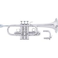 Bach Ae190 Stradivarius Artisan Series Eb Trumpet Ae190s Silver