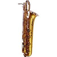 Oleg Maestro Series Baritone Saxophone Gold  ...