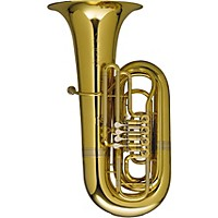 Meinl Weston 195/2 Fafner Series 4-Valve 5/4 Bbb Tuba 195/2 Lacquer Deluxe Hand Engraving