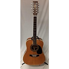 Alvarez 5854 12 String Acoustic Guitar