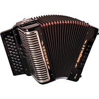 Hohner Corona Ii T Xtreme Ead Accordion Black
