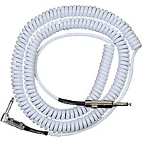 Lava Retro Coil 20 Ft Instrument Cable Straight To Right Angle Silent