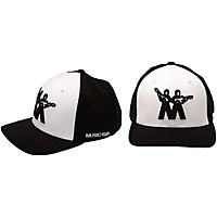 Ernie Ball Music Man Logo Flex Fit Hat  S/M