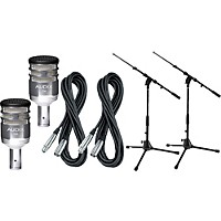 Audix D6 Limited Edition Kick Drum Mic With Cable And Stand 2 Pk
