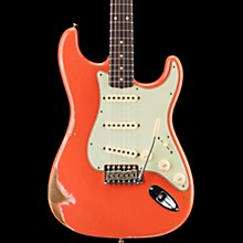 '59 Heavy Relic Stratocaster Rosewood Fingerboard Electric Guitar Faded Aged Tahitian Coral
