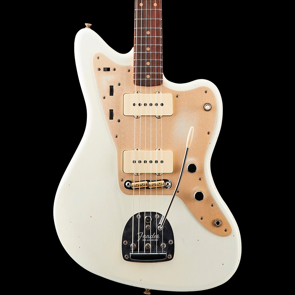 Fender Custom Shop '59 Journeyman Jazzmaster Rosewood Fingerboard Electric Guitar
