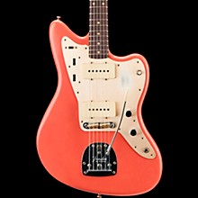 '59 Journeyman Jazzmaster Rosewood Fingerboard Electric Guitar Super Faded Aged Fiesta Red