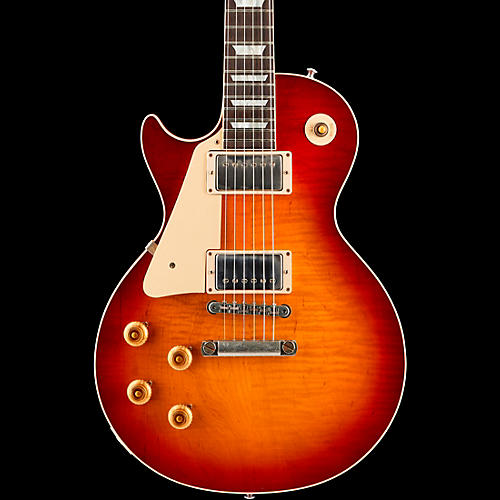 Gibson Custom '59 Les Paul Standard VOS Left-Handed Electric Guitar