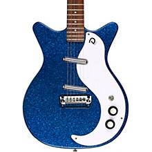 59M NOS+ Electric Guitar Deep Blue Metalflake