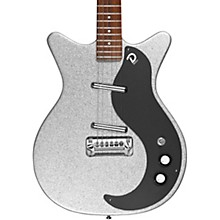 59M NOS+ Electric Guitar Silver Metalflake