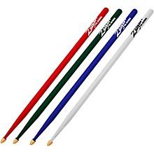 Zildjian 5A Acorn Tip Drum Stick 4-Pack