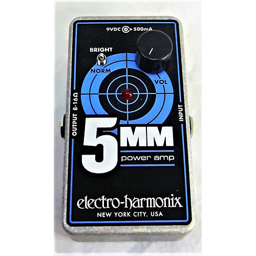 Electro-Harmonix 5MM Power Amp Effect Pedal