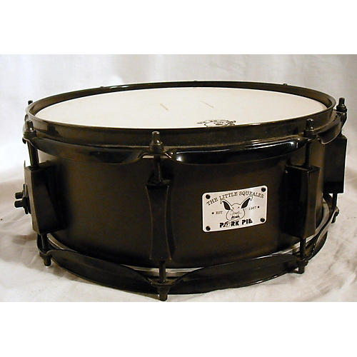 used pork pie 5x12 little squealer snare drum guitar center. Black Bedroom Furniture Sets. Home Design Ideas