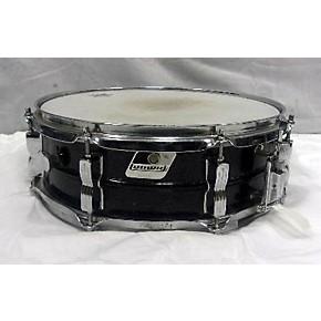 used ludwig 5x13 acrolite snare drum black 7 guitar center. Black Bedroom Furniture Sets. Home Design Ideas
