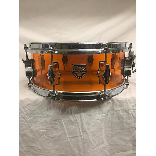 Fibes 5X13 Acrylic Snare Drum