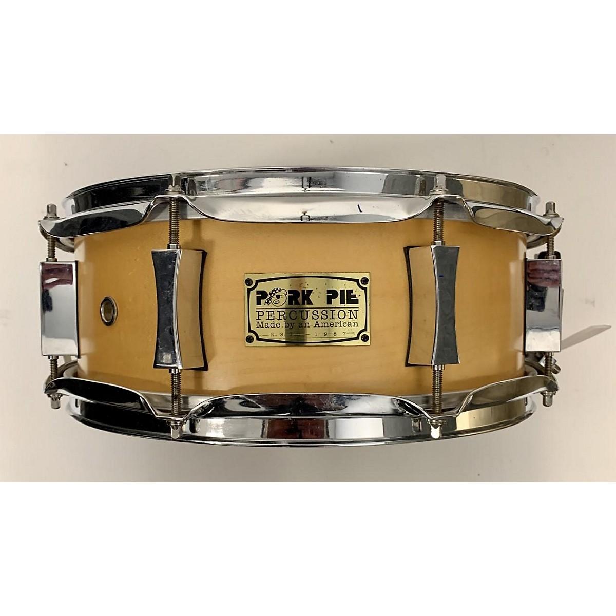 Pork Pie 5X13 MAPLE SNARE Drum