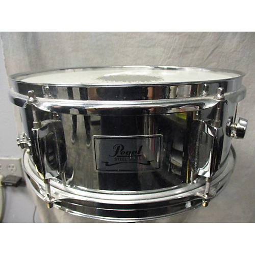 Pearl 5X13 Steel Shell Drum