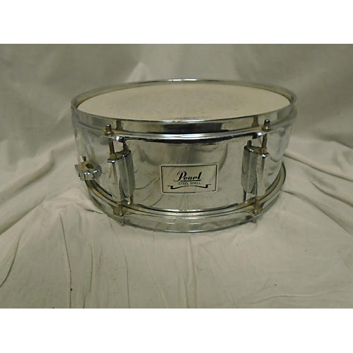 Pearl 5X13 Steel Snare Drum
