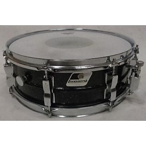 used ludwig 5x14 acrolite snare drum black 8 guitar center. Black Bedroom Furniture Sets. Home Design Ideas
