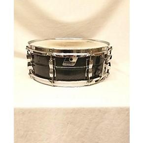 used ludwig 5x14 acrolite snare drum black sparkle 8 guitar center. Black Bedroom Furniture Sets. Home Design Ideas
