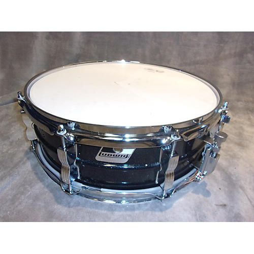 Ludwig 5X14 Black Galaxy Drum