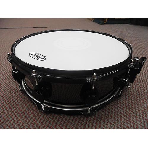 DW 5X14 Black Nickel Over Brass Drum