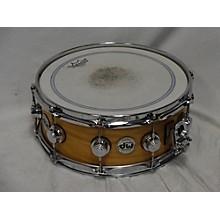 DW 5X14 COLLECTOR'S OAK HVLT Drum