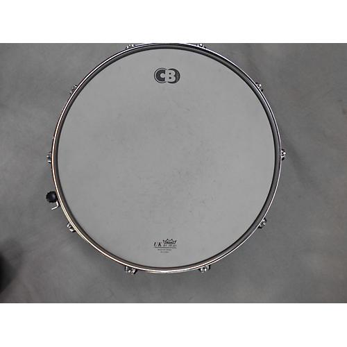 CB Percussion 5X14 Chrome Drum