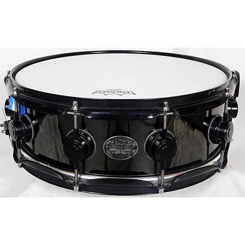 DW 5X14 Collector's Series Aluminum Snare Drum