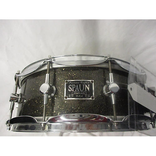 Spaun 5X14 Maple Snare Drum