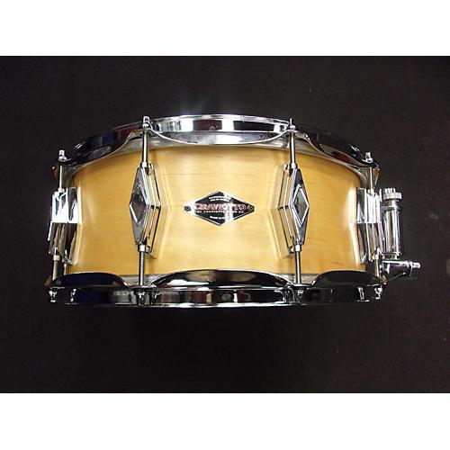 Craviotto 5X14 Maple Snare Drum