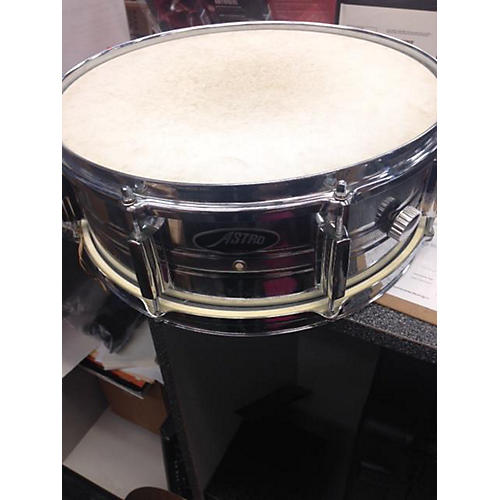 In Store Used 5X14 STUDENT SNARE Chrome Drum