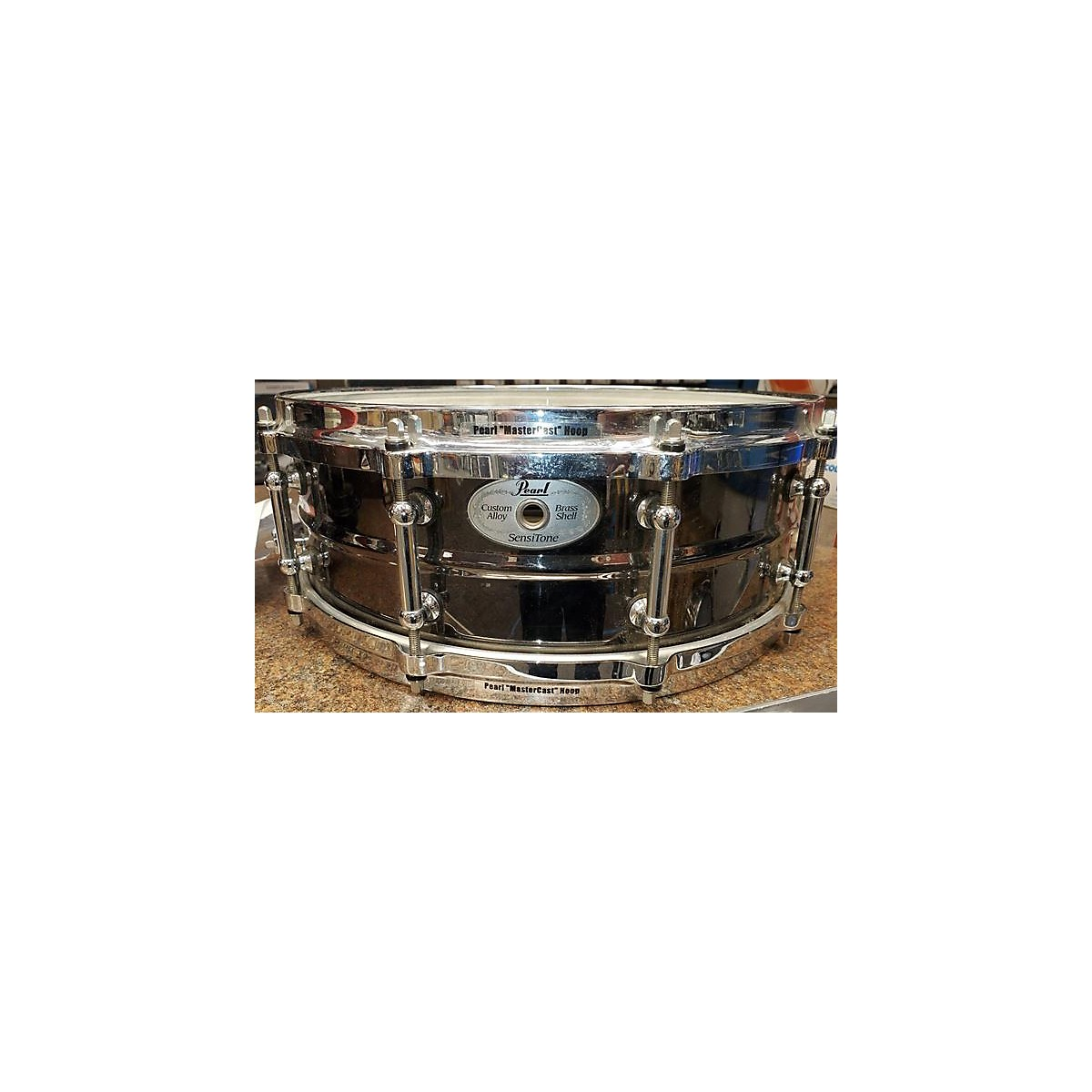 Pearl 5X14 Sensitone Elite Snare Drum