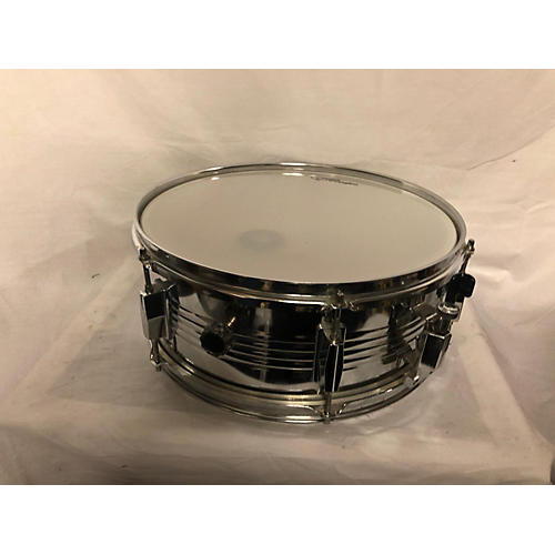 used groove percussion 5x14 steel snare drum guitar center. Black Bedroom Furniture Sets. Home Design Ideas