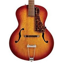 5th Avenue Archtop Acoustic Guitar Cognac Burst