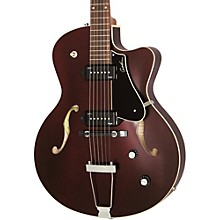 5th Avenue CW Kingpin II Archtop Electric Guitar Burgundy