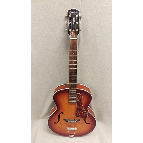 Godin 5th Avenue SG Hollow Body Electric Guitar