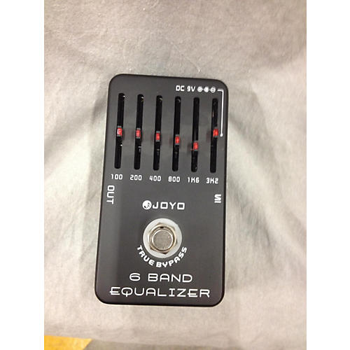 Joyo 6 Band EQ Pedal