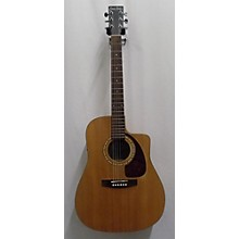 Simon & Patrick 6 CW Spruce Acoustic Electric Guitar