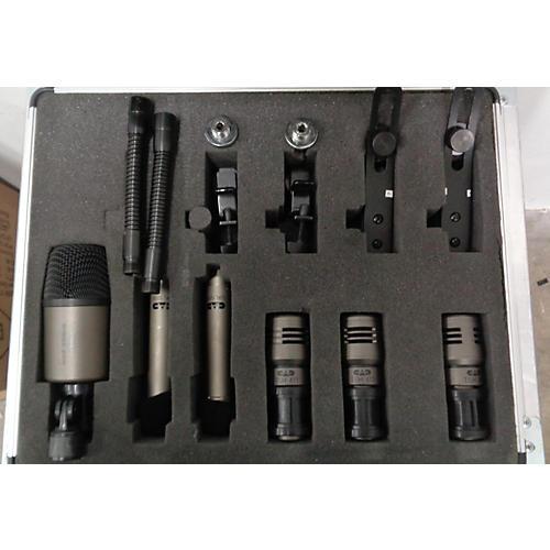 CAD 6 Piece Drum Mic Pack Drum Microphone